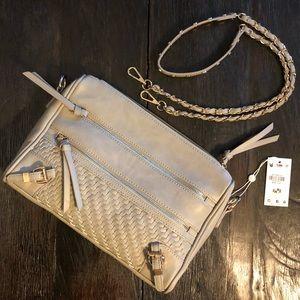 Urban Expeessions Grey:Lila Shoulder Bag